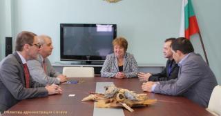 Областният управител на Сливен прие Дистрикт гуверньора на Ротари България